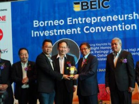 Borneo Entrepreneur & Investment Convention