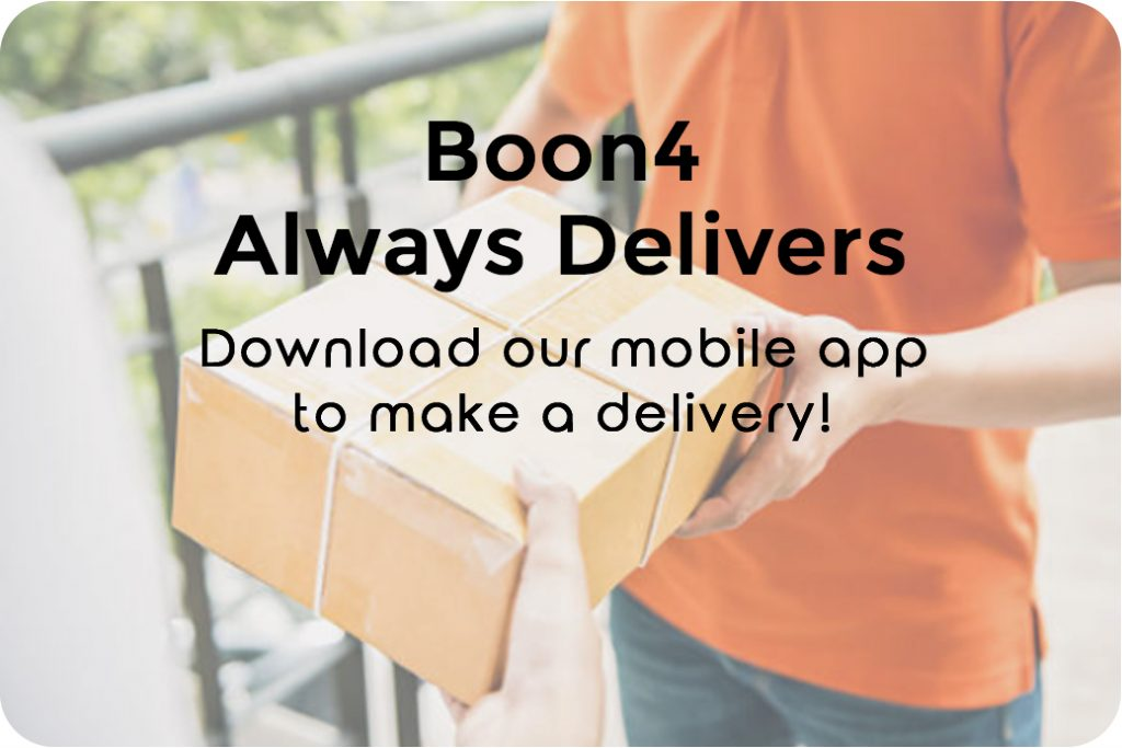 Boon4 - Same Day Delivery | www.boon4.com